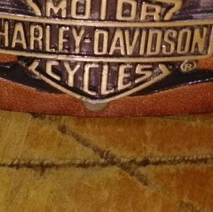 Motor Harley Davidson women belt
